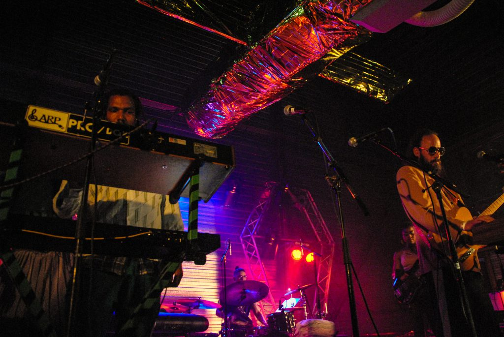 Foto's Loft in Space Festival in EM2