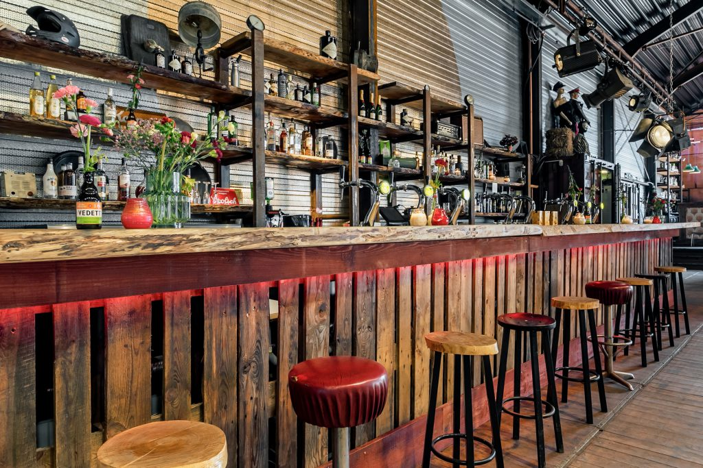 EM2 Groningen Trouwlocatie; als unieke trouwlocatie, met grote bar