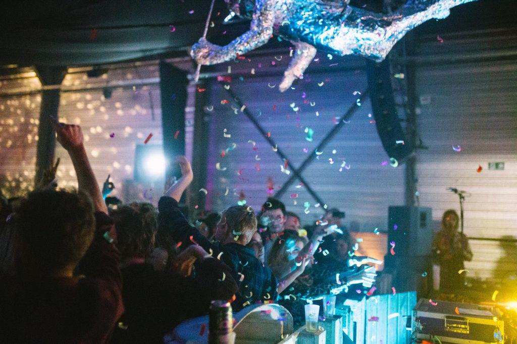 Party NYE LOFT in EM2 Groningen (by Floris Duijn)