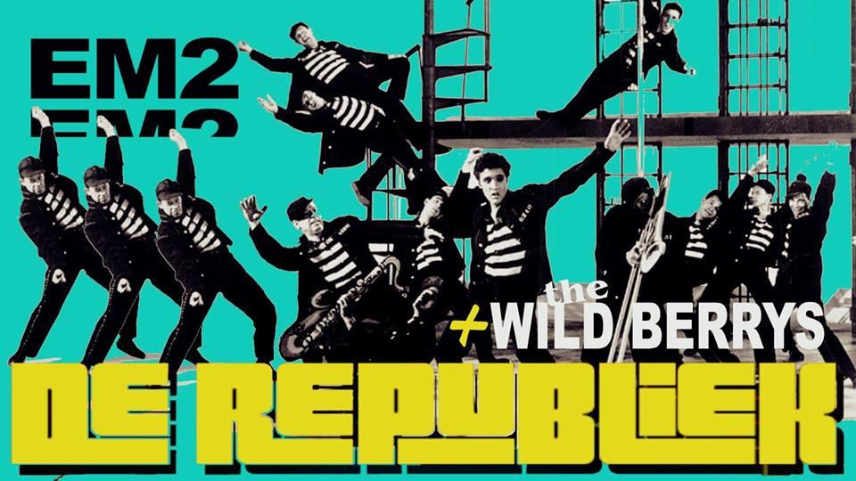 De Republiek ☆ R&R Edition ☆ The Wild Berry's