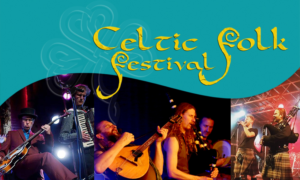 Rapalje - Celtic Folk Night in EM2