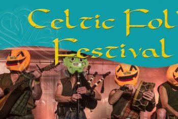 Celtic Folk Festival Halloween edition