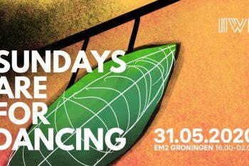 Sundays Are For Dancing - Pentecost edition - EM2 Groningen