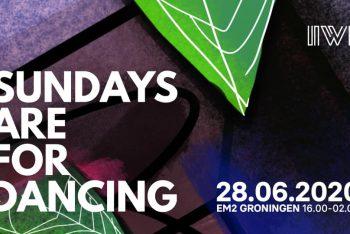 Sundays Are For Dancing - Summer edition - EM2 Groningen