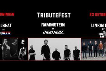 TributeFest - Rammstein, Volbeat, Linkin Park