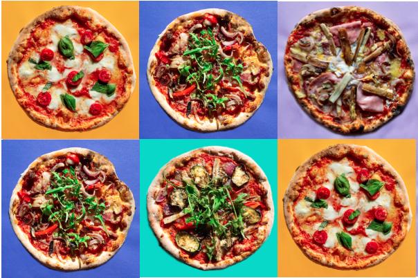 Steenoven pizza's bij EM2 Groningen