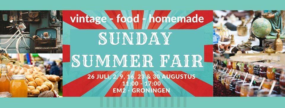 sunday summer fair