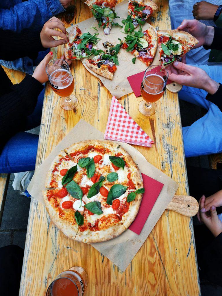 Houtoven Pizza's Groningen