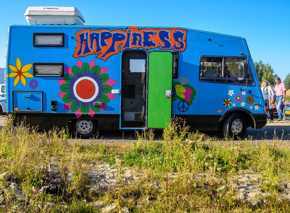 Neo hippies Groningen